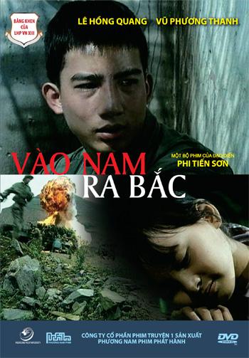 Vào Nam Ra Bắc là bộ phim tình cảm Việt Nam hay với sự tham gia của các diễn viên Lê Hồng Quang