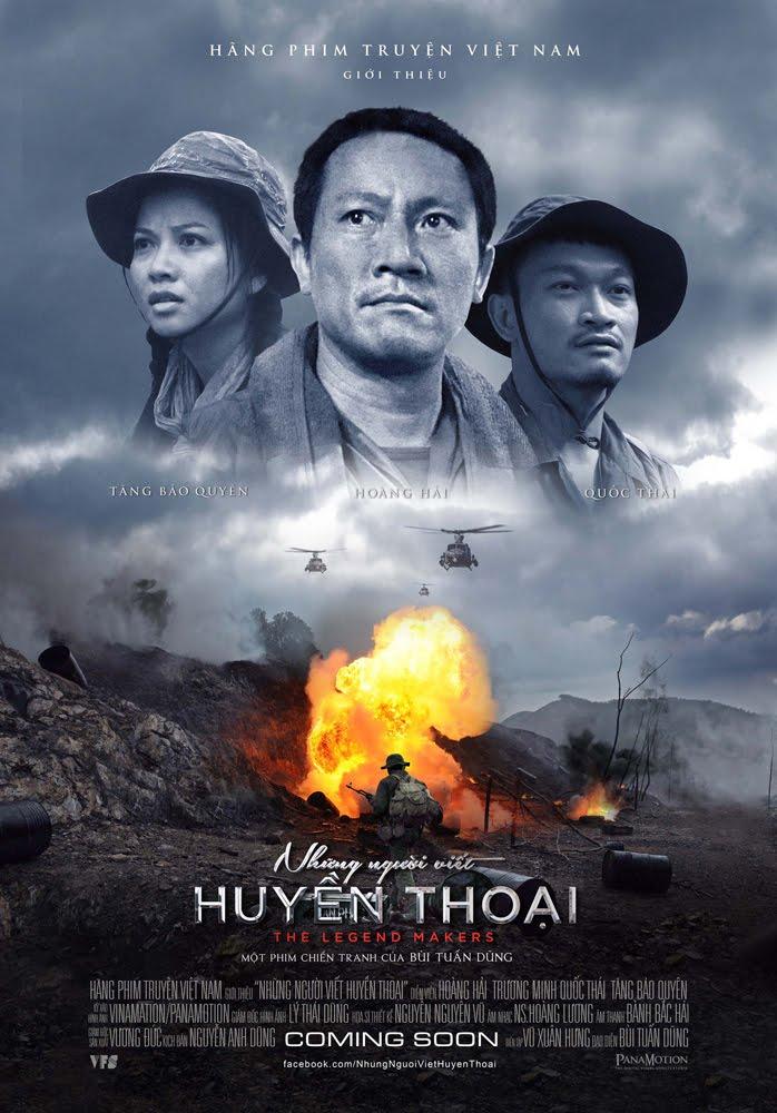 Những người viết huyền thoại (tựa tiếng Anh: The Legend Makers) là một bộ phim hành động - chiến tranh Việt Nam của đạo diễn Bùi Tuấn Dũng