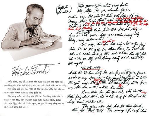 Di chúc Bác Hồ hay Di chúc Hồ Chí Minh là tên gọi thông dụng của một tài liệu bằng văn bản được viết bởi Chủ tịch nước Việt Nam Dân chủ Cộng hòa Hồ Chí Minh