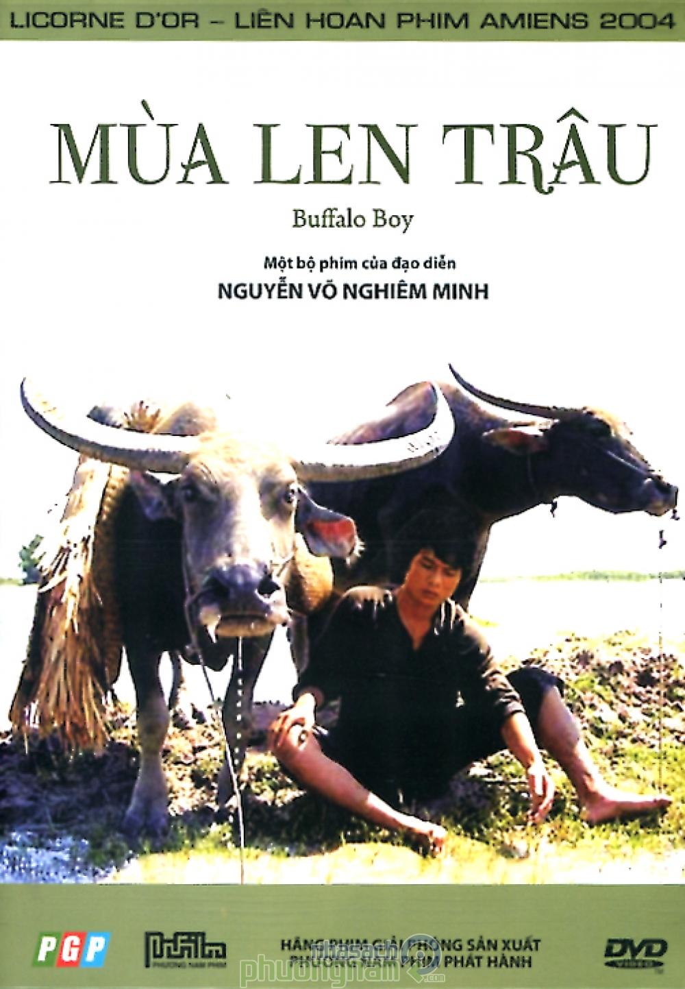 Mùa len trâu là bộ phim đầu tay của đạo diễn Việt kiều Nguyễn Võ Nghiêm Minh