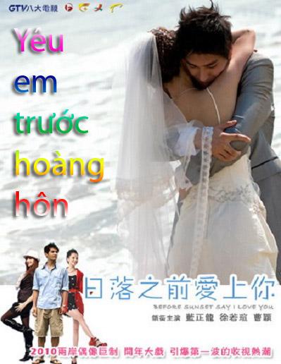 Yêu Em Trước Hoàng Hôn | Phim Tâm Lý Tình Cảm Đài Loan Hay 2018