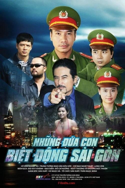 Những Đứa Con Biệt Động Sài Gòn – Phần 1| Phim Hình Sự Việt Nam Mới Hay Nhất